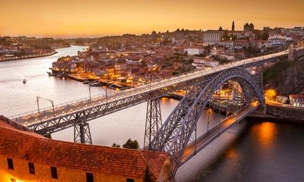 ✈ Porto : 2 ou 3 nuits à lhôtel TRYP Porto Centro avec petit déjeuner et vols A/R depuis Bruxelles Charleroi