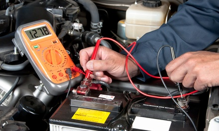 $19.99 for One Vehicle State Inspection at Midas ($25.50 Value)