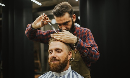 One or Two Men's Haircuts at Open Chair Barber Shop (Up to 50% Off)