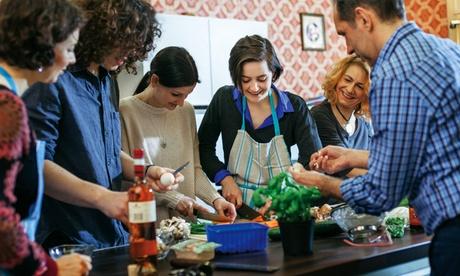 Korting Iraanse kookworkshop in 5 steden