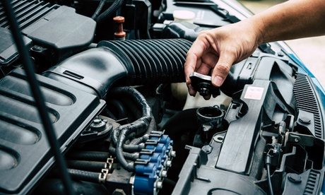 Conventional, Semi-Synthetic, High-Mileage, Synthetic, or Diesel Oil Change at Arizona Firestone (Up to 28% Off)