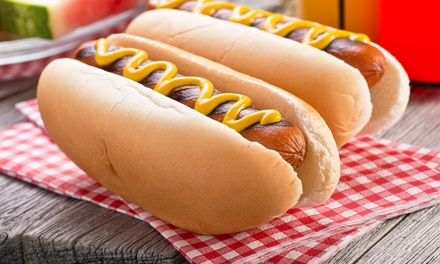Menu avec hot dog et bière artisanale pour 1 ou 2 personnes dès 9 € au bar à céréales Céréaliste