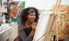 Up to 34% Off BYOB Painting Class at Fun Times Paint Lounge