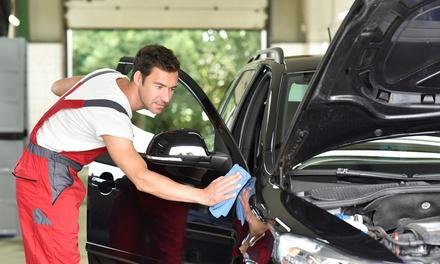 Buono per riparazione danni auto
