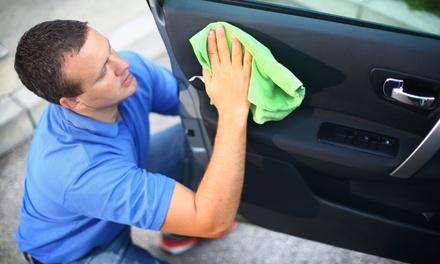 Pulido de faros con opción a limpieza de llantas y lavado en Autolavados Oceano (hasta 44% de descuento)