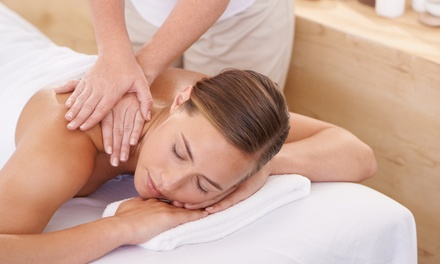 Choice of FullBody Massage at Blossom Beauty Bar