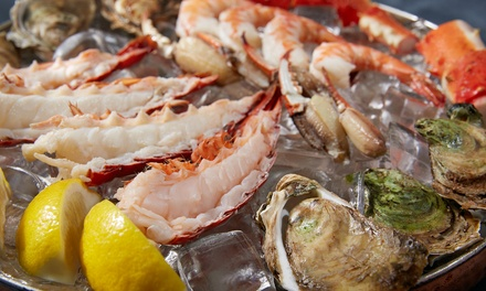 20% Cash Back at King Crab Tavern and Seafood Grill Chicago