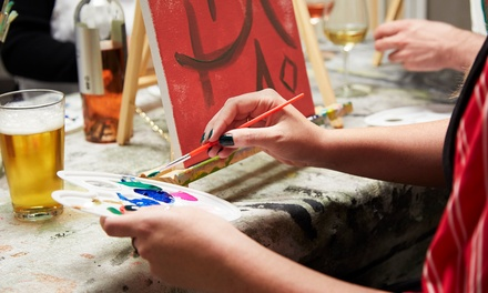 $175 for Two-Hour Virtual Private Paint Party for Up to 20 People ($250 Value)