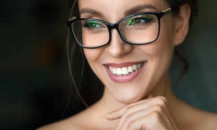 Occhiali con lenti monofocali a 19,90€euro