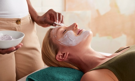 One or Two 60-Minute Facials with Aromatherapy at The Spa and Lash Studio (Up to 34% Off)