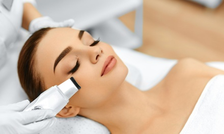 Microderm: 1 $29 or 3 Visits $79, with Peel and RF Lift 1 $49 or 3 Visits $79, Beauty by Oxana Up to $540 Val