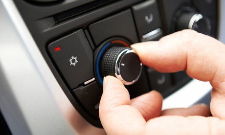 $55 for Air-Conditioning Recharge at Discount Car Care ($89 Value)