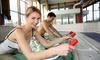 Séances d'aquabike pour 1 ou 2 personnes