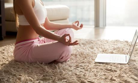 4, 8 o 12 clases grupales online de meditacion activa con Transevolución (hasta 79% de descuento)