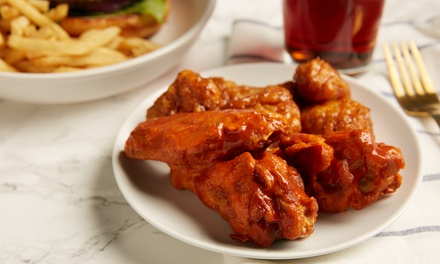 $20 for American Food at JT's Sports Bar & Grill ($30 Value)