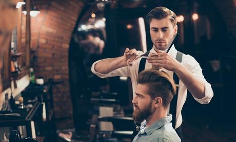 Dos sesiones de peluquería con opción de arreglo de barba en Peluquerías Goyeneches (hasta 82% de descuento)