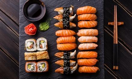 Sushi da asporto: 46 o 48 pezzi a 27,90€euro