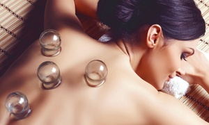 Cupping or Massages