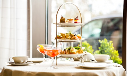 Afternoon Tea for Two or Four at Earsham Hall Tearooms