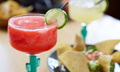 image for 20% Cash Back at Casa Rico Tacos & Tequila