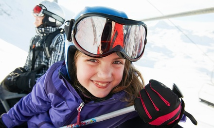 Introduction to Skiing or Snowboarding for One or Two at Alpine Snowsports Centre Southampton
