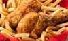 Up to 40% Off Fried Food at Southern Fish Fry on Wealthy