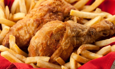 Fried Food Baskets at Southern Fish Fry on Wealthy (Up to 40% Off)