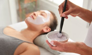 Up to 56% Off on Facial at Ush Salon