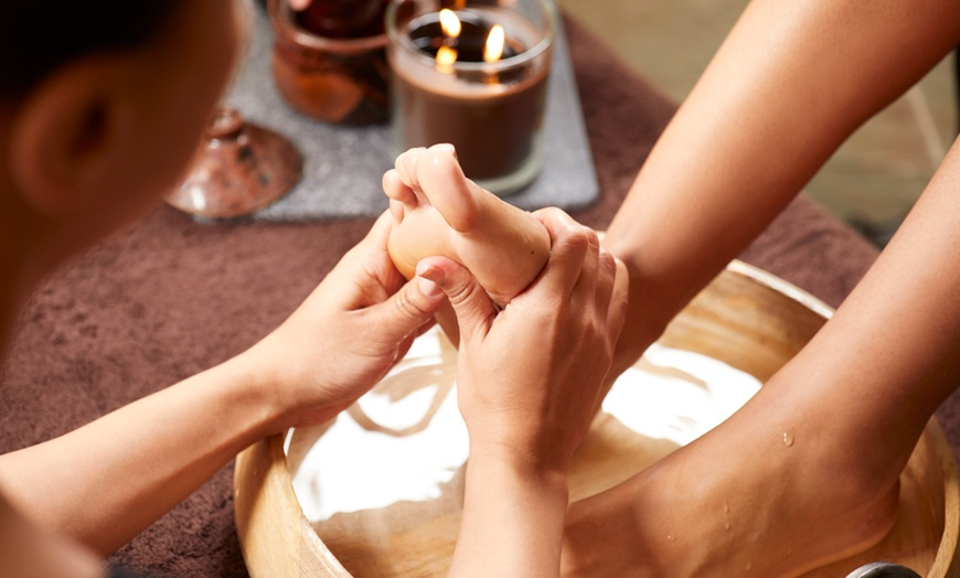 Foot Spa - From $25 - Toledo, OH | Groupon