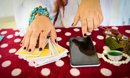 groupon.com - Up to 90% Off on Online Tarot Card Reading at Psychic Fair
