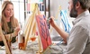 Up to 42% Off BYOB Paint Party at Art Crashers