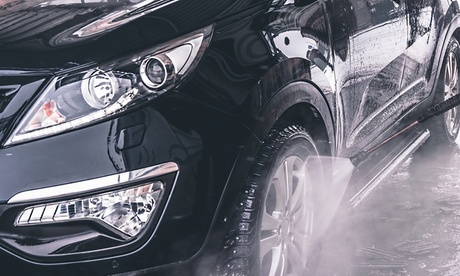 Up to 40% Off on Exterior Wash & Wax (Exterior Detail) - Car at Front Line Finish