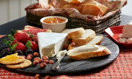 All-you-can-eat-Frühstücks-Buffet inkl. Getränke für 1 oder 2 Personen bei Lord Helmchen