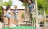 Up to 30% Off One Round of Mini Golf at Armstrongs Funland