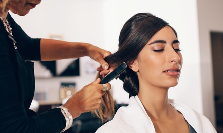 Up to 48% Off on Salon - Updo / Formal Hair Styling at Gables Salon Spa