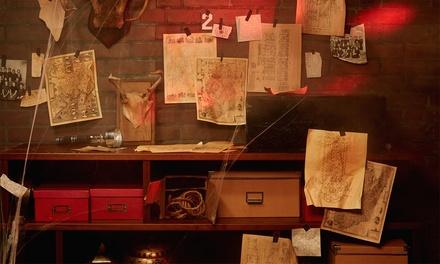 Escaperoom De Goudmijn in Amsterdam