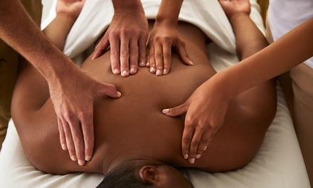 One 60-Minute Swedish or Aromatherapy Massage at Qi Spa (Up to 35% Off)