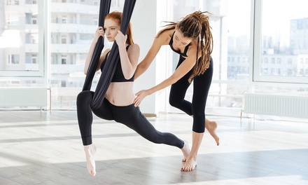 Up to 56% Off on Yoga Class at Free Spirit Warriors Yoga