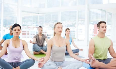 1 bis 2 Monate Yoga Kurs inkl. Anmeldegebühr bei dance und more Tanz- und Theaterensemble