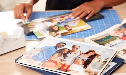 Livres photo A4 portrait ou paysage 24, 60 ou 90 pages dès 10,99 € avec Planet Photo (jusqu'à 70% de réduction)