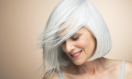 Wash, Style Cut & Blow-Dry ($29) + Half- ($69) or Full-Head Foils ($89) at Smart Hair on Brierly (Up to $210 Value)