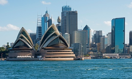groupon.com - Tour of Australia. LAX, SFO, JFK. Price is per Person, Based on Two Guests per Room. Buy One Voucher per Person.
