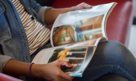 3 meses de suscripción a Famileo con envío de la revista cada 2 o 4 semanas (hasta 43% de descuento)
