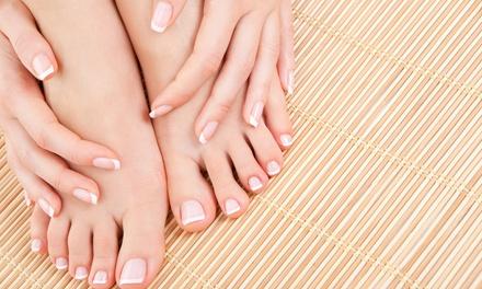 Beauté des pieds et/ou beauté des mains avec pose de vernis semi-permanent dès 19,90 € à l'institut Shine Nail