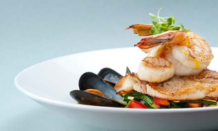 Italian Food at Tuscany Ristorante Italiano (Up to 54% Off). Two Options Available.