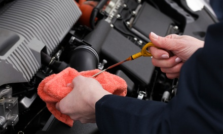 Full Car Service with Oil and Oil Filter Change: One ($49) or Two Cars ($89) at Fair Dinkum Mechanic (Up to $258 Value)