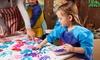 Up to 48% Off on Customizable Letter Art at Laguna Artz LLC