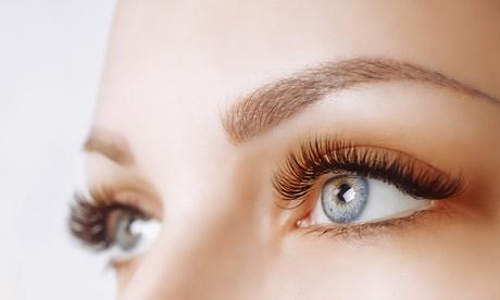 Wimpern-Lifting inkl. färben, optional mit Augenbrauen-Styling,bei Secret Spot Of Beauty
