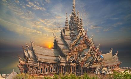 Thaïlande : 10 nuits en chambre double/twin Standard avec excursion et vol intérieur entre les villes pour 1 personne