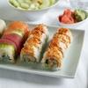 Box sushi d'asporto: 58 o 116 pezzi